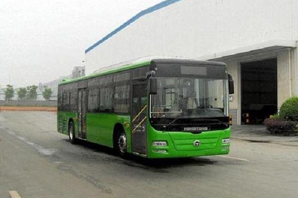恒通CKZ6126HN5公交车(天然气国五19-45座)