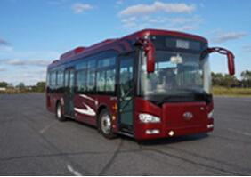 一汽CA6100URN24公交车(天然气国五27-37座)