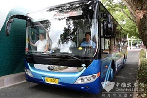 浙江:亚博体育网站,亚博体育官网app公交首批纯电动公交车投入运营