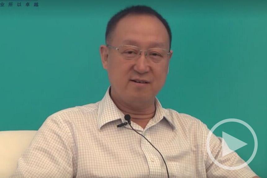 2017年上海国际客车展|专访沈阳华龙客车董事长杜炬