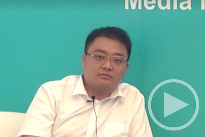 2017年上海国际客车展|专访中科江南投资董事长陈紫阁