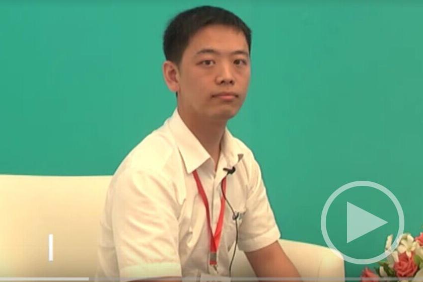 专访武汉理工通宇技术中心张梓梁