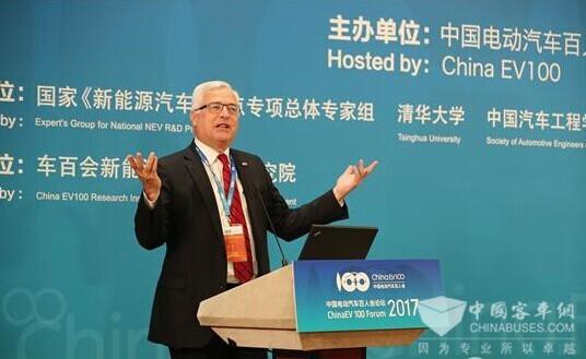 百人会|Daryl Wilson:中国是燃料电池进入商业领域的首选