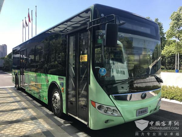 """高效运营模式新样本 读宁波北仑公交的""""宇通情结"""""""
