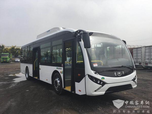 陕西:青年新能源客车为陕西新能源汽车发展提速