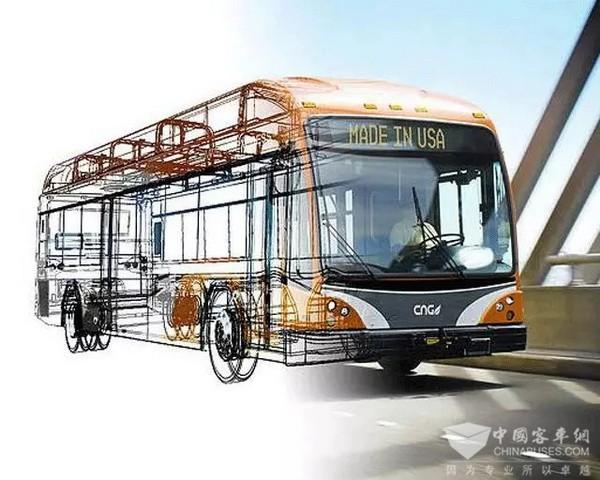 康明斯公司与美国吉尔里格客车公司开展电动技术合作