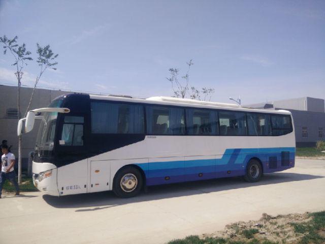 北京金龙大巴会议包车、机场接送、长途包车、郊区游等服务