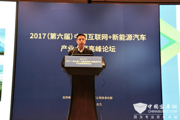 张吉成:新能源汽车驶入快车道