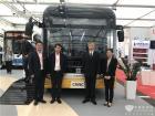 中国中车亮相比利时客车展