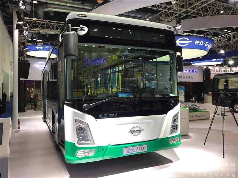 长江燃料电池客车