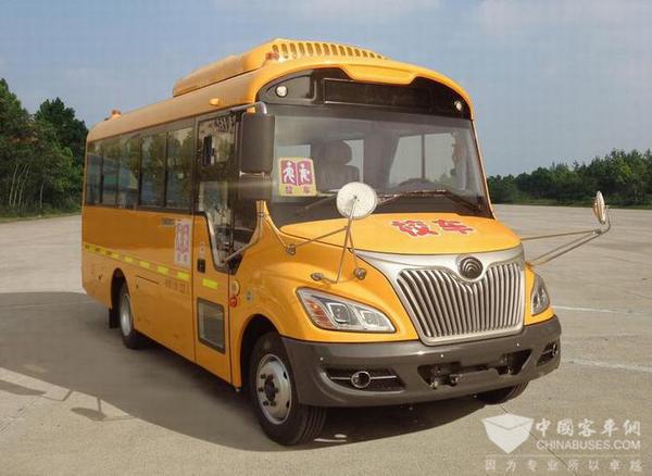 第301批公告看校车,除了宇通、中通,牡丹再现江湖