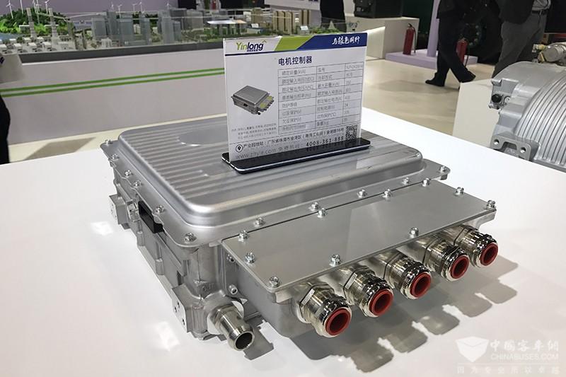 银隆新能源电机控制器