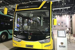2017北京节能与新能源汽车展 联孚新能源展台