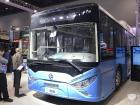 银隆氢钛动力公交