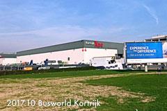 Busworld告别科特莱特 2019迁至布鲁塞尔