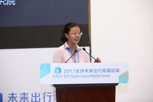 联通刘琪:车联网创新研究 构建智能出行新体验