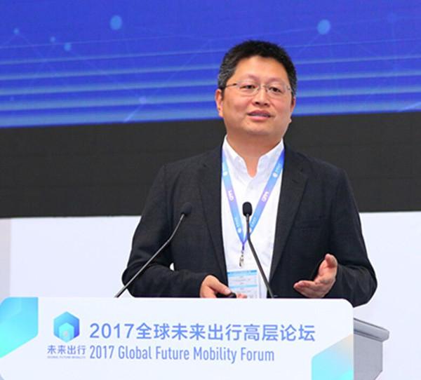 时空电动陈峰:换电模式引爆出行产业生态变革