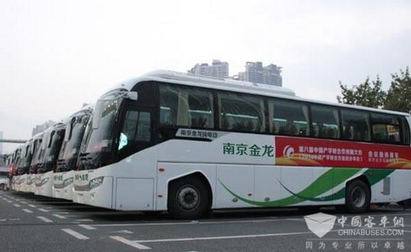 湖北武汉:汉南全域实行新能源公交车运营