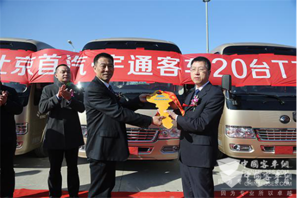 影响中国客车业 宇通T7用户口碑调查盘点