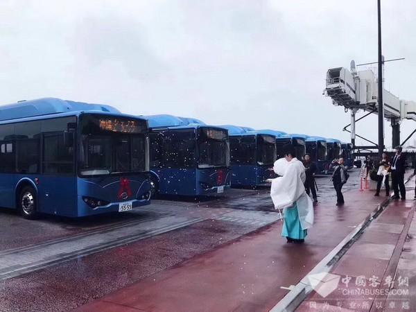 冲绳遇见比亚迪:中国智造零排放客再次出海