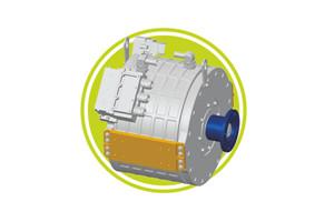绿控DM系列纯电动直驱系统