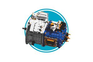 绿控PHD系列并联混合动力系统