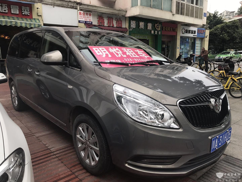 成都租商务车全新别克GL8商务•旅游•会议用车•带司机