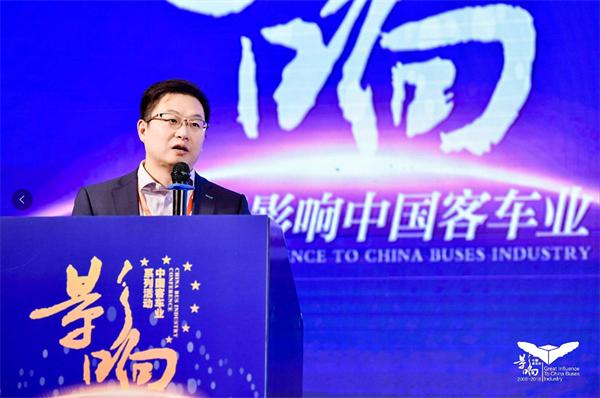 影响中国客车业|宋寒:新一代快充产品给用户带来的运营体验升级