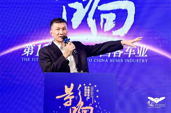 影响中国客车业 桂天骄:全球及中国氢燃料电池发展趋势与现状