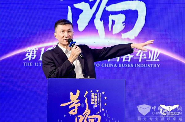 影响中国客车业|桂天骄:全球及中国氢燃料电池发展趋势与现状