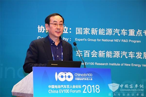 百人会|张进华:关于中国氢燃料电池汽车发展的七个建议
