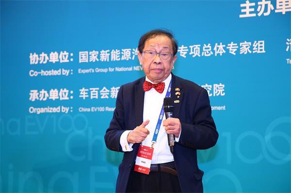 百人会|陈清泉:突破核心技术,占据产业中高端