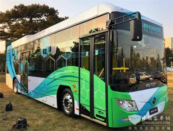 张夕勇:北汽将与亿华通深度合作,共推中国氢燃料汽车发展
