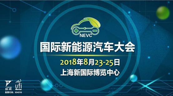 国际新能源汽车大会——上海新能源汽车展
