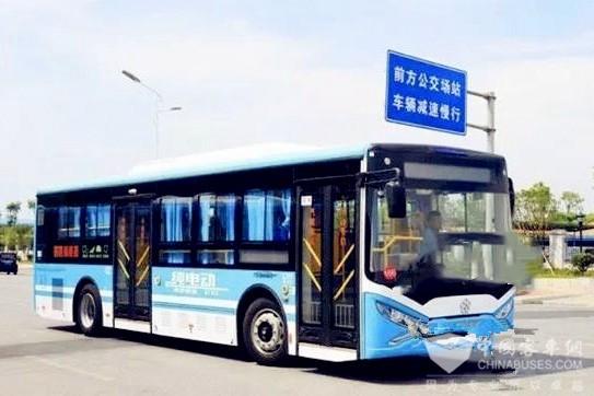 湖南邵阳:2018年内市区公交将全部更换为新能源车