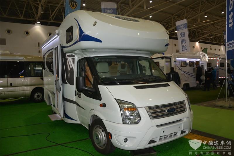 2018北京(国际)房车旅游文化博览会车型展示