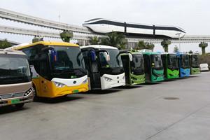 探营深圳公交电动化暨走进比亚迪总部