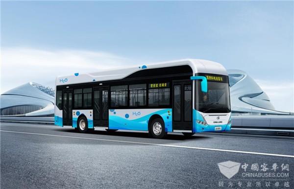 福田欧辉将迎氢燃料电池客车发展新阶段