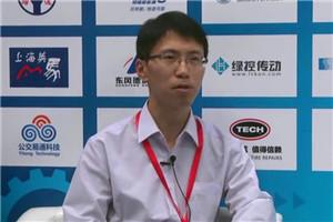 2018 CTIB 天津客车展 专访中通客车品牌文化部部长李笃生