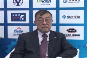2018 CTIB 天津客车展 专访欧科佳总经理张小平