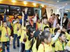 学童参与交通安全教育