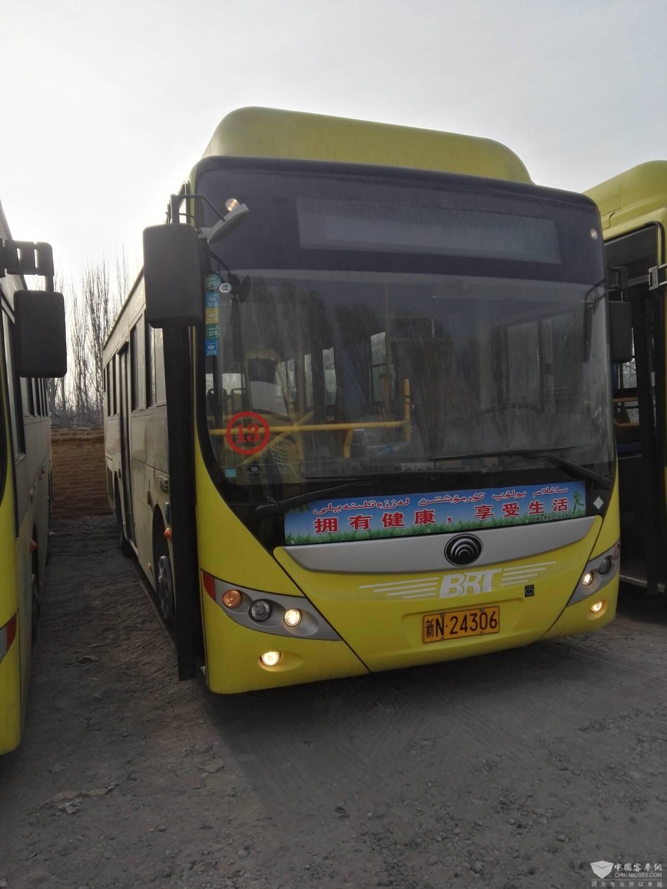 宇通客车 ZK6905HNG公交 210ps 国五 25座 4.6万公里