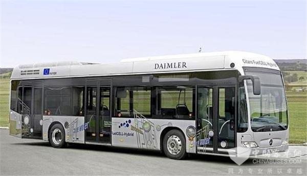现状:中外氢燃料汽车发展对比(整车)