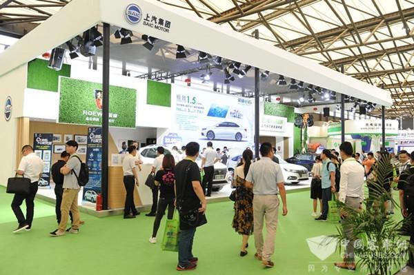 上海新能源车展8月23日举行 全产业链知名品牌将亮相