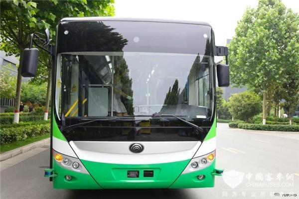 宇通自动驾驶客车具备常态化运营实力