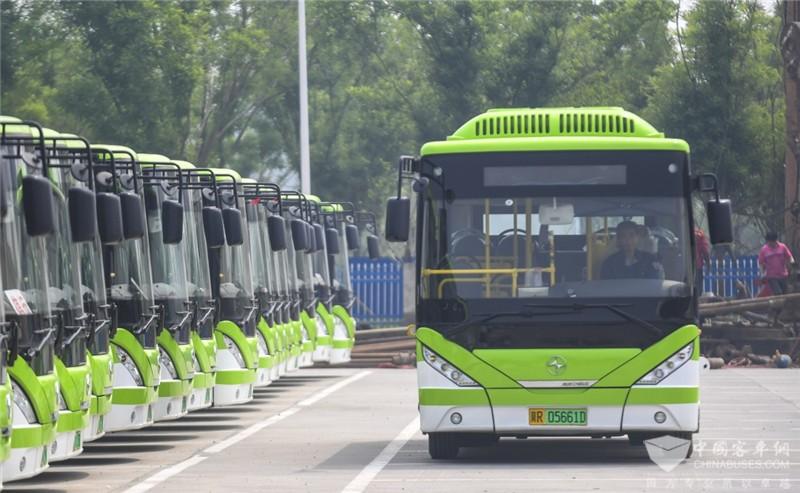 2020年前珠三角城市将全部实现公交电动化