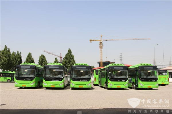 中通客车:收到新能源汽车推广补贴3.29亿元