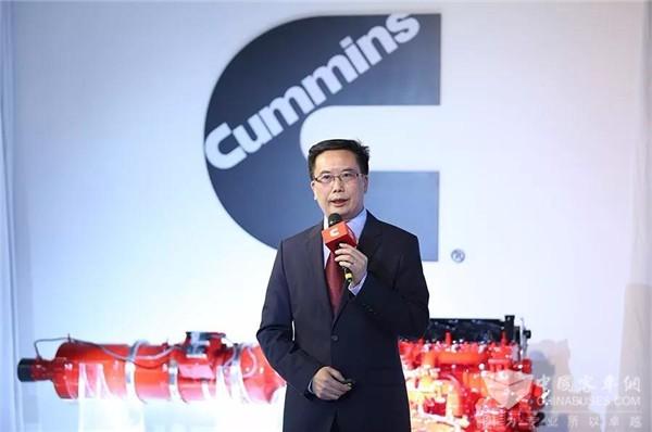 康明斯发布全线智能控制国六动力解决方案