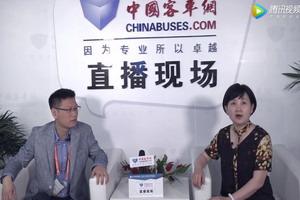 【中国客车网与行业大咖面对面】中兴智能汽车高级副总裁姚权力