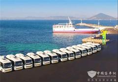 继全面覆盖欧美日韩后,比亚迪电动巴士又开进新西兰